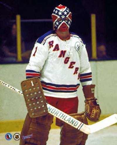 Dunc Wilson Best Rangers Goalie Mask Rangerland Forum