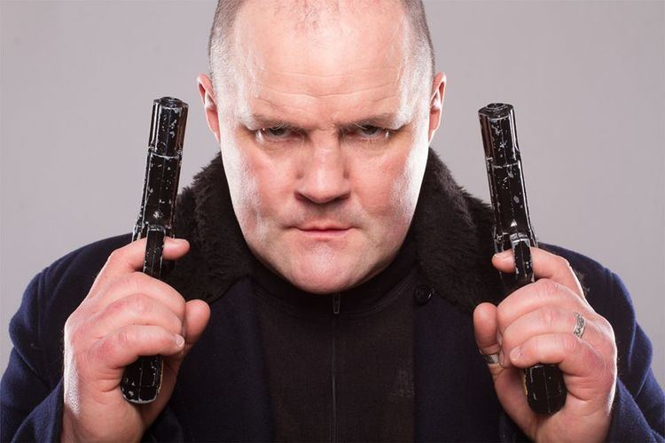 Duncan Airlie James Duncan Airlie James The Priest with Two Guns 1 StarNow
