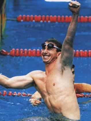 Duncan Armstrong Flashback Lauries top Olympic win Gold Coast Bulletin