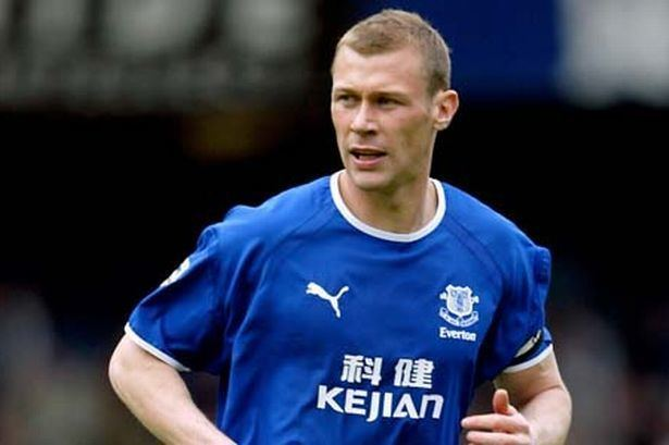 Duncan Ferguson Duncan Ferguson Heartache at leaving Everton FC forced me