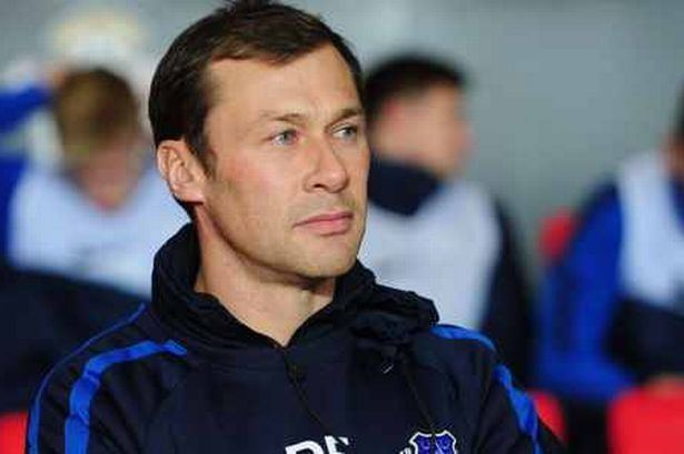 Duncan Ferguson Duncan Ferguson exclusive My first goal for Everton FC was a life