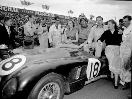 Duncan Hamilton (racing driver) Snapshot 16 Photos of Great Britain39s Jaguar Then and Now