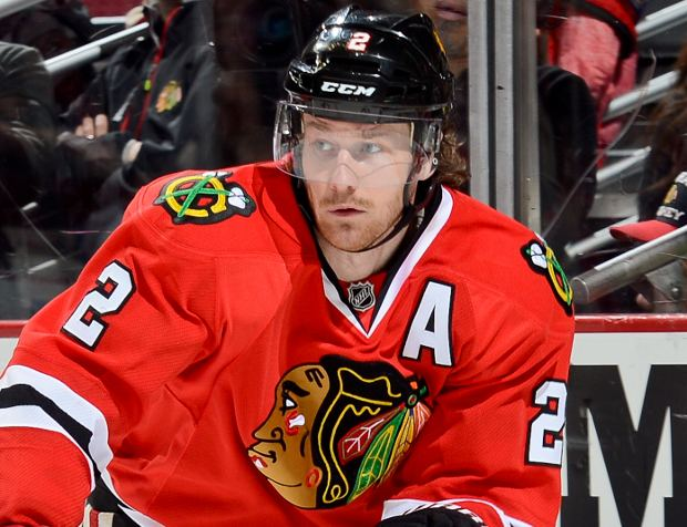 Duncan Keith Chicago Blackhawks Duncan Keith talks about incident with