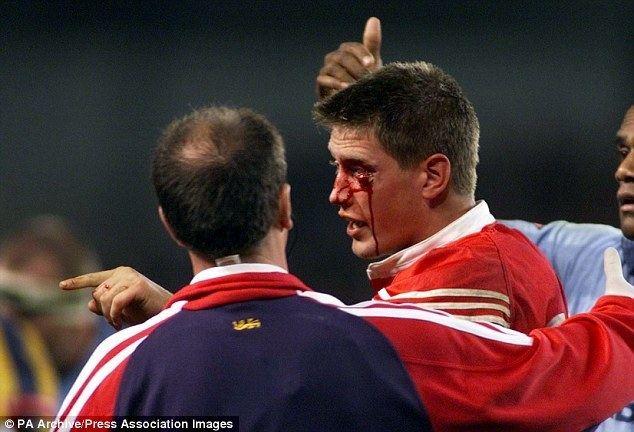 Duncan McRae (rugby) Lions 2013 Duncan McRae recalls match that left Ronan O