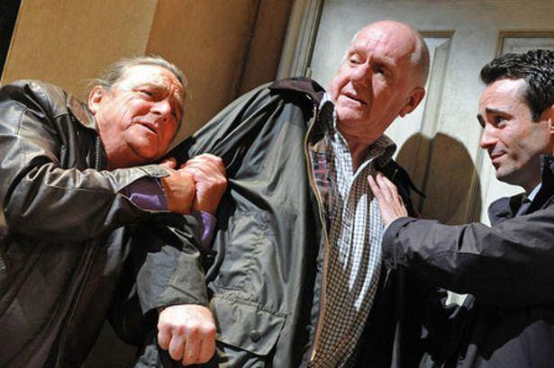 Duncan Preston Interview Duncan Preston on staring in Sir Alan Ayckbourns