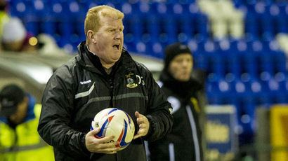 Duncan Shearer Caretaker boss expects imminent appointment at Inverness