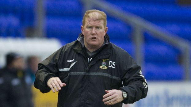 Duncan Shearer Duncan Shearer 39absolutely not39 taking Inverness manager