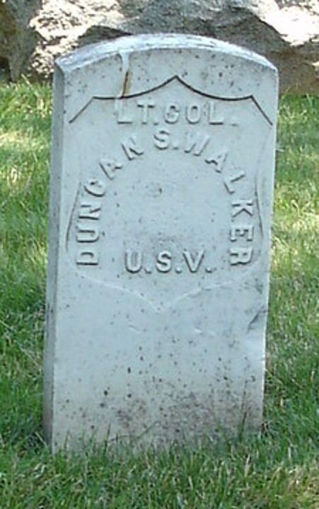 Duncan Stephen Walker Duncan Stephen Walker 1841 1912 Find A Grave Memorial