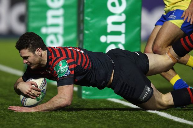 Duncan Taylor (rugby union) Rugby Union Saracens39 Duncan Taylor is a destroyer