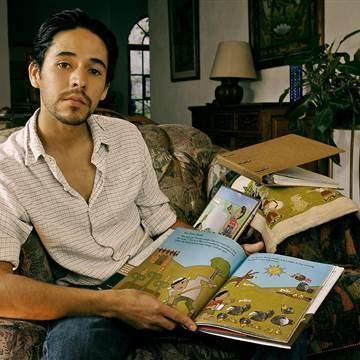 Duncan Tonatiuh Duncan Tonatiuh Wants Latino Children to See Themselves in Books