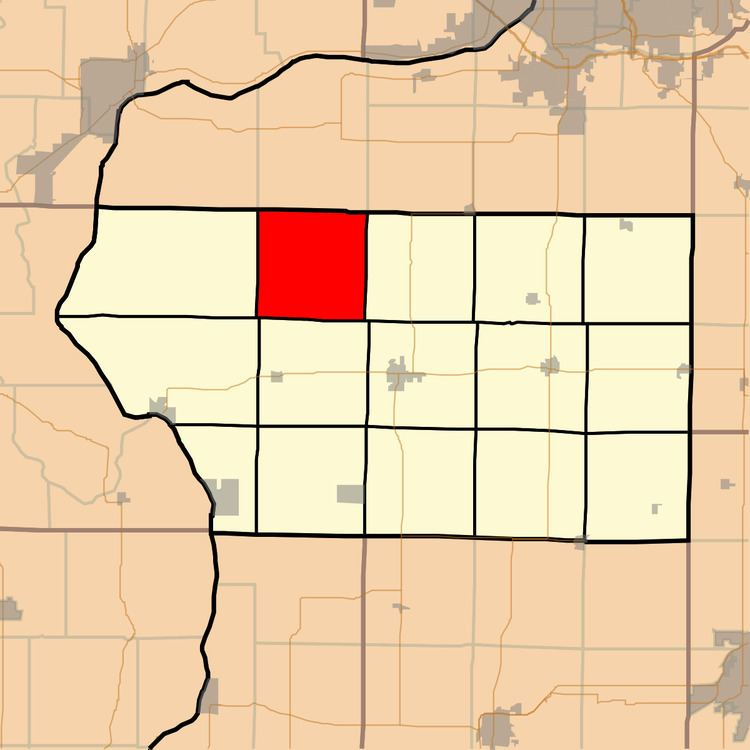 Duncan Township, Mercer County, Illinois