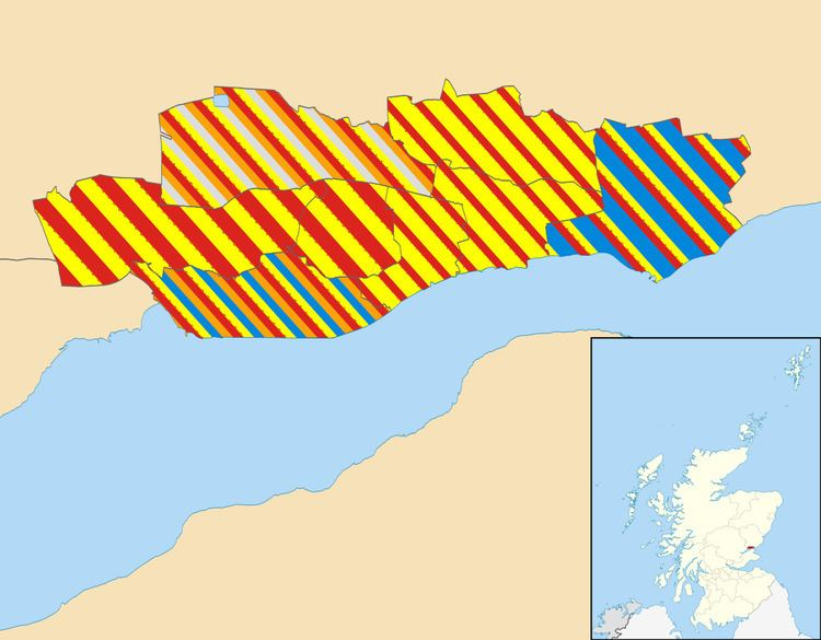 Dundee City Council election, 2007