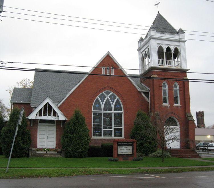 Dundee Methodist Church