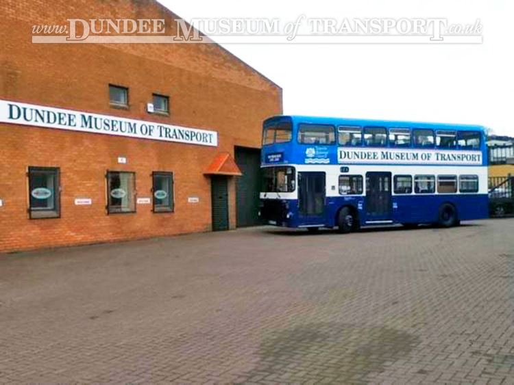 Dundee Museum Of Transport >> Dundee Museum Of Transport Alchetron The Free Social