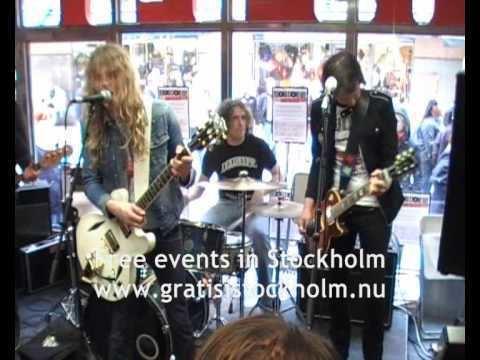 Dundertåget Dundertget Ifrn Mig Sjlv Live at Bengans Stockholm 44
