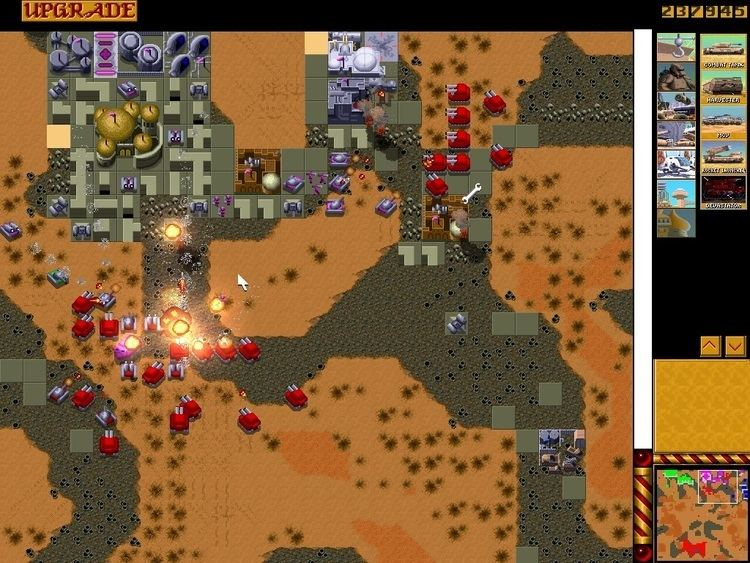 Dune II Indie Retro News Dune 2 History and Remakes