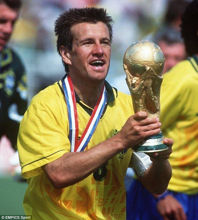 Dunga Dunga reappointed as Brazil boss replacing Luiz Felipe Scolari