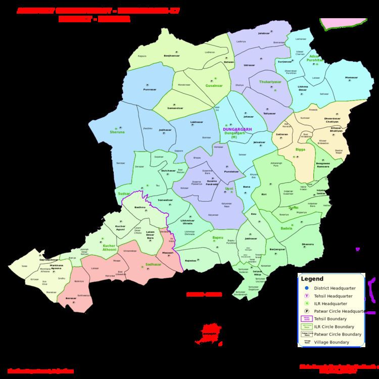 Dungargarh (Rajasthan Assembly constituency)