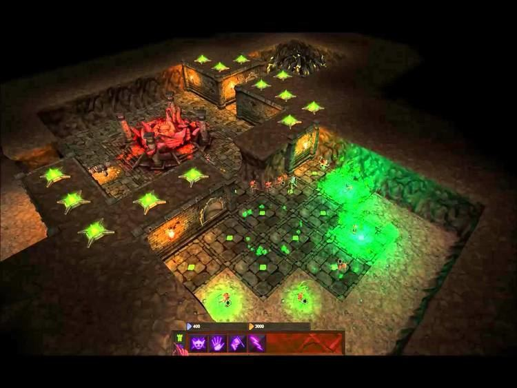 Dungeon Keeper 3 Dungeon Keeper 3 War for the Overworld PC GAMEPLAY v014 YouTube