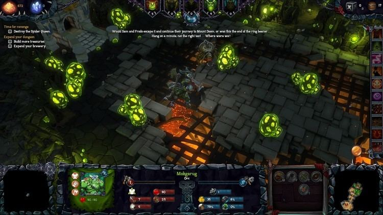 Dungeon Keeper 3 Dungeons 2 review Almost the Dungeon Keeper 3 you39ve been waiting