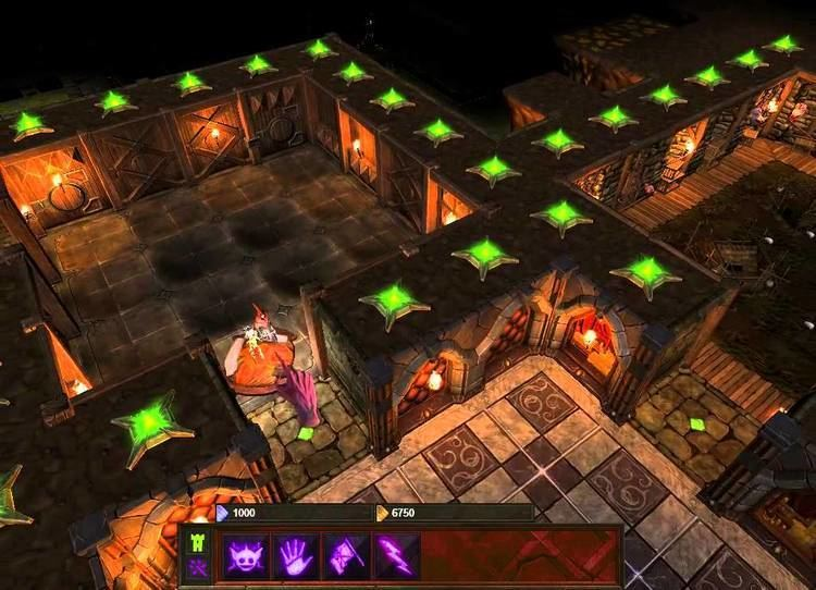 Dungeon Keeper 3 War for the Overworld Dungeon Keeper 3 YouTube