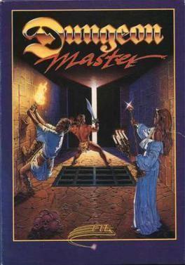 Dungeon Master Dungeon Master video game Wikipedia