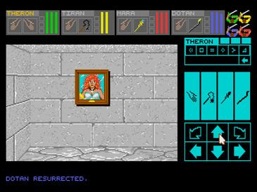 Dungeon Master (video game) Dungeon Master Theron39s Quest Wikipedia