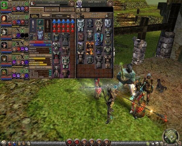 Dungeon Siege Dungeon Siege Legendary Pack mod Mod DB