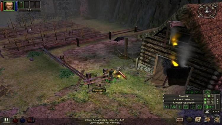 Dungeon Siege Dungeon Siege 1 Gameplay YouTube