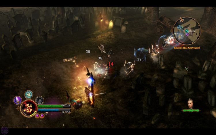 Dungeon Siege III Dungeon Siege 3 Review bitgamernet