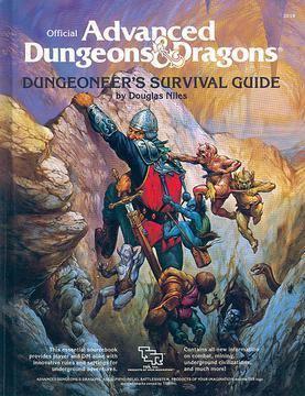 Dungeoneer's Survival Guide httpsuploadwikimediaorgwikipediaen444TSR