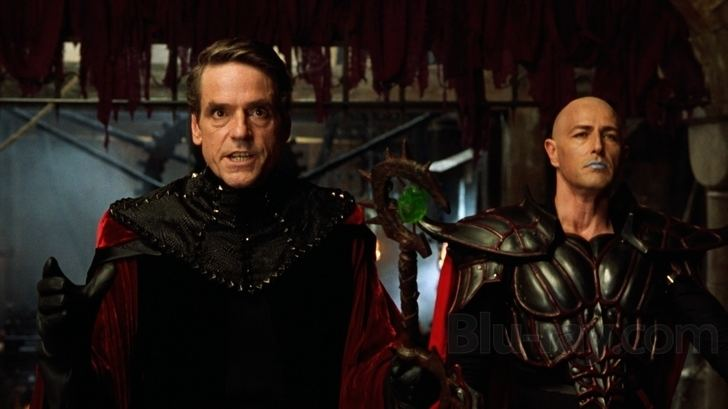 Dungeons %26 Dragons (film) movie scenes The Dungeons Dragons Collection arrives with two very different albeit equally disappointing 1080p AVC encoded video transfers