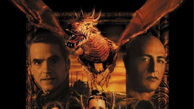 Dungeons %26 Dragons (film) movie scenes Dungeons Dragons splash