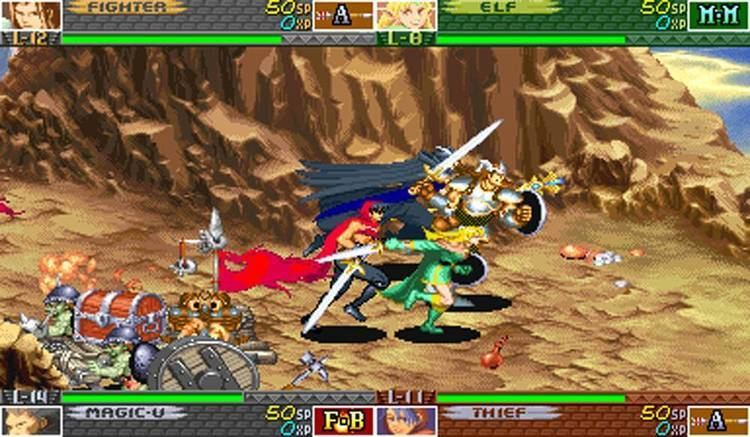 Dungeons & Dragons: Shadow over Mystara Dungeons amp Dragons Shadow Over Mystara User Screenshot 20 for