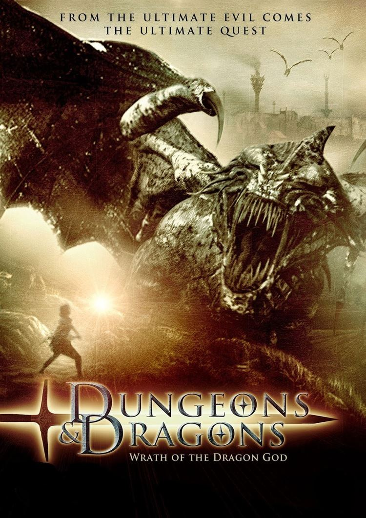 Dungeons & Dragons: Wrath of the Dragon God Watch Dungeons Dragons Wrath of the Dragon God 2005 Full HD