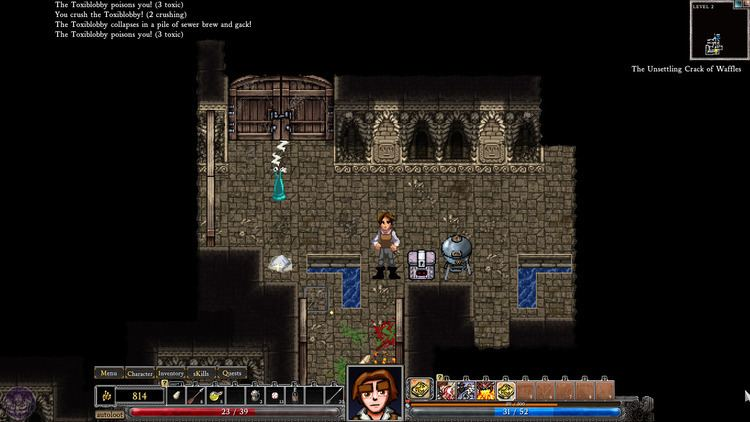 Dungeons of Dredmor Dungeons of Dredmor Review bitgamernet