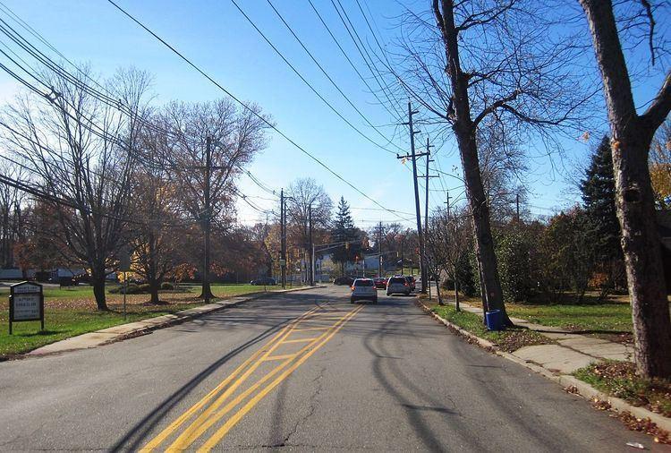 Dunhams Corner, New Jersey