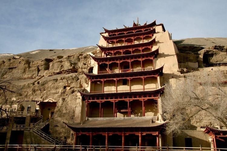 Dunhuang httpsbeingheresitefileswordpresscom201503