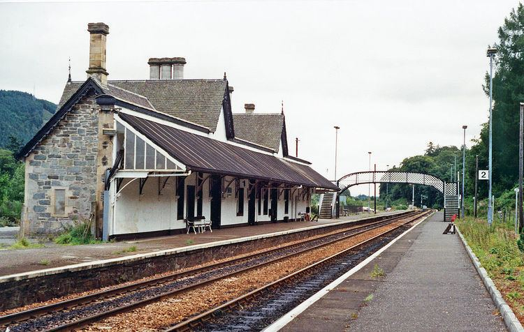 Dunkeld and Birnam railway station