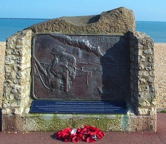 Dunkirk Memorial Dunkirk Memorial Dover guidedbattlefieldtourscouk