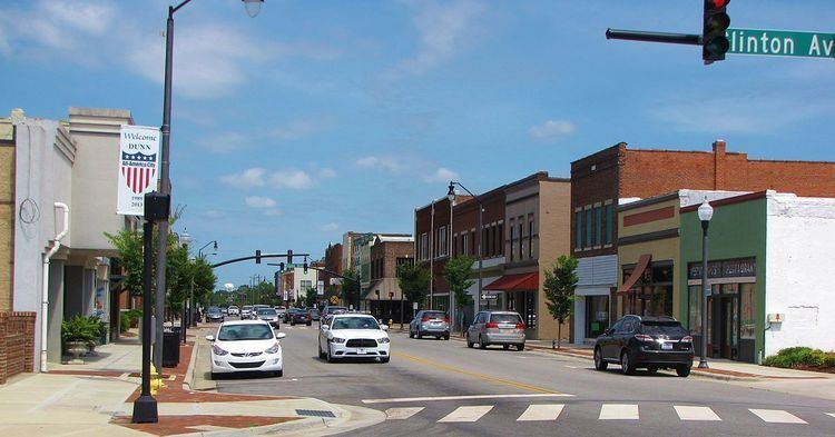 Dunn Commercial Historic District