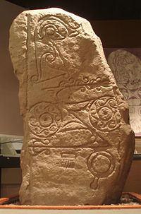 Dunnichen Stone httpsuploadwikimediaorgwikipediacommonsthu