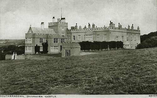Dunraven Castle Whatever happened to Dunraven Castle