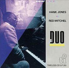 Duo (Hank Jones and Red Mitchell album) httpsuploadwikimediaorgwikipediaenthumb6