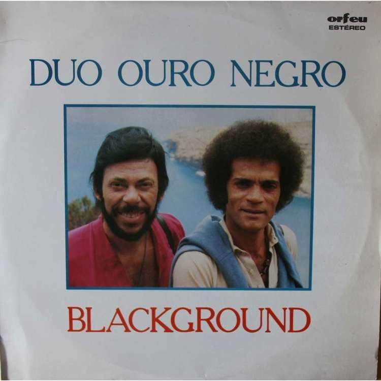 Duo Ouro Negro Blackground by Duo Ouro Negro LP x 2 with yennynyphus Ref115942615