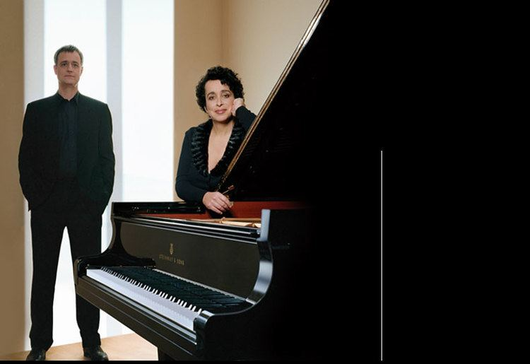 Duo Tal & Groethuysen Tal amp Groethuysen Piano Duo Short Biographies