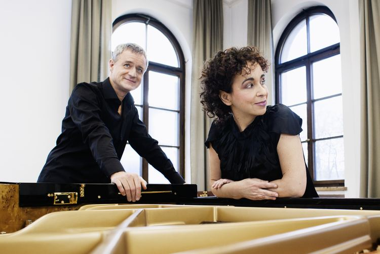 Duo Tal & Groethuysen Tal amp Groethuysen Piano Duo artist career management