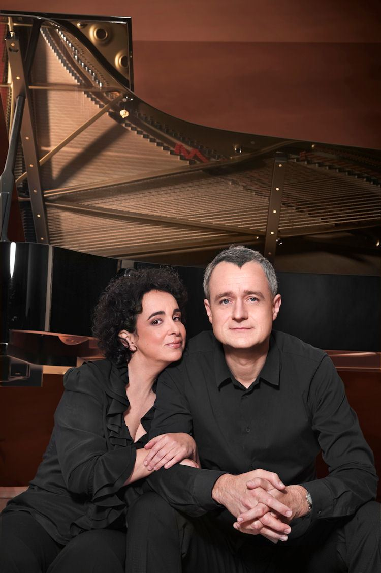 Duo Tal & Groethuysen Tal amp Groethuysen Piano Duo Short Biographies More Photos