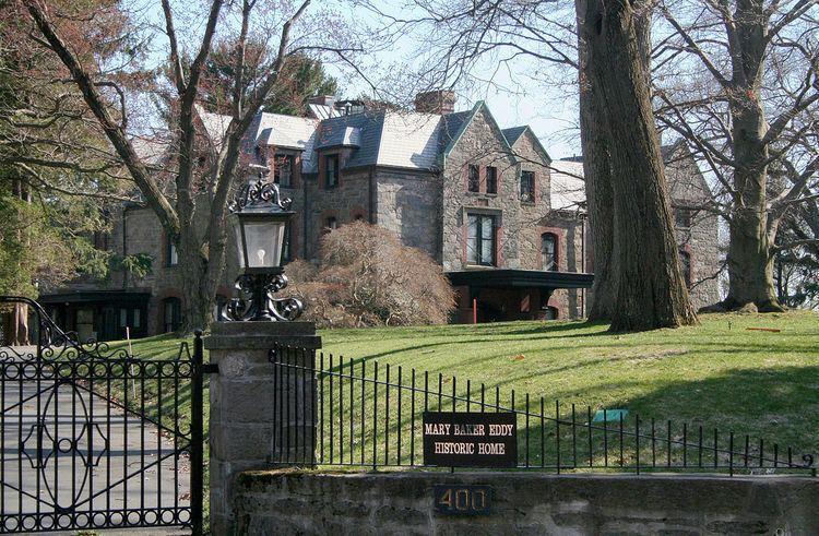 Dupee Estate-Mary Baker Eddy Home