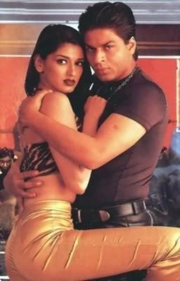 Duplicate (1998 film) Shahrukh Khan and Sonali Bendre in Duplicate 1998 Shah Rukh Khan